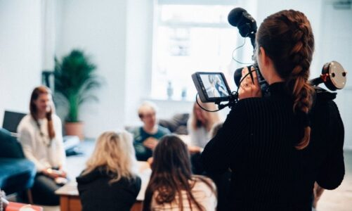 video assistance for business