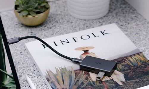 USB OTG Port